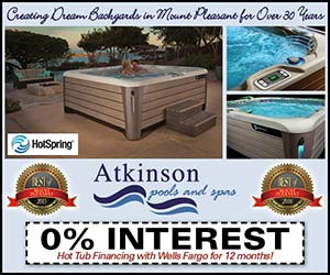Atkinson Pools and Spas: creating dream backyards in Mount Pleasant for over 30 years