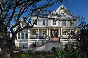 a Charleston, South Carolina home built by Arthur Rutenberg Homes