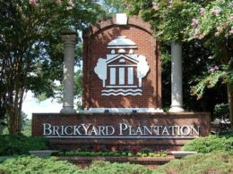 Brickyard Plantation Community in Mount Pleasant, SC