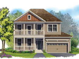 David Weekley Homes Building Lowcountry Style Homes