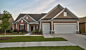 a Pulte home in the community of Baynard Park in Bluffton, SC