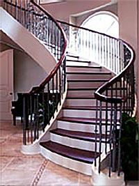 Staircase by Port City Staircase, Charleston, South Carolina