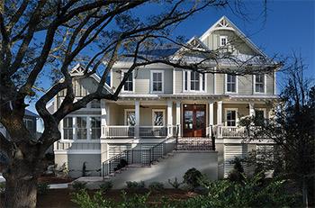 a Charleston, South Carolina home built by Arthur Rutenberg Homes