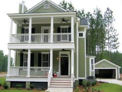 a home in Summerville's Branch Creek Neighborhood