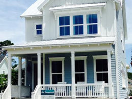 Ashton Woods home in the Freeman's Point Neighborhood in James Island